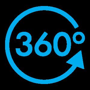 360 graden video laten maken